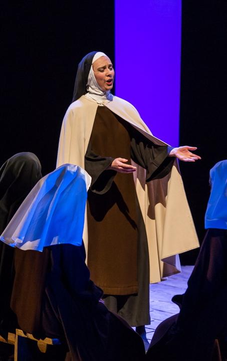 Madame Lidoine, Dialogues des Carmélites (Poulenc)
