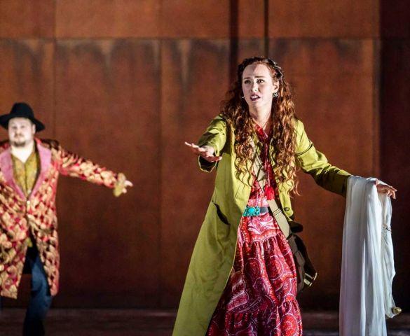 "Donna Elvira in ""Don Giovanni"" for Garsington Opera"