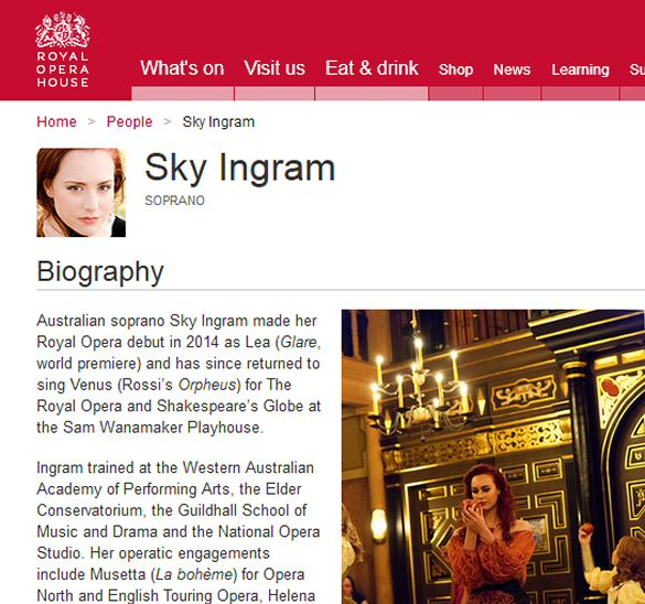 Sky Ingram